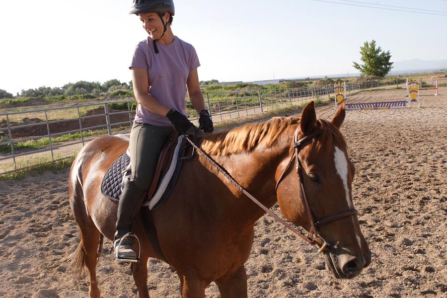 Horse riding – sport for everybody